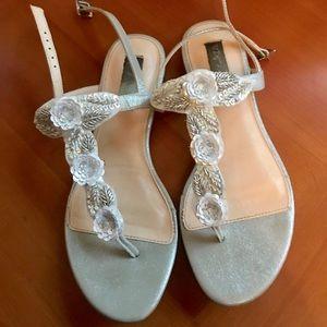 Betsey Johnson Sandals Size 8